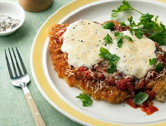 Chicken Parmesan by Bobby Flay