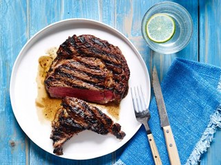 Perfectly Grilled Steak by Bobby Flay