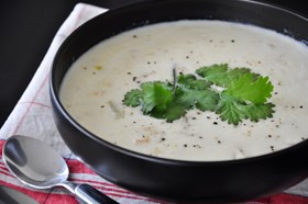 Great New England Clam Chowder