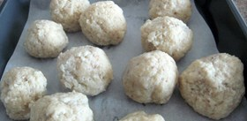 Gussies Matzoh Balls for Passover