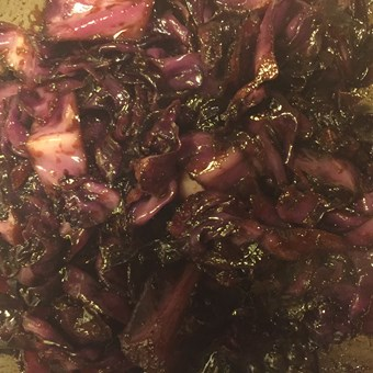 Magic Red Cabbage